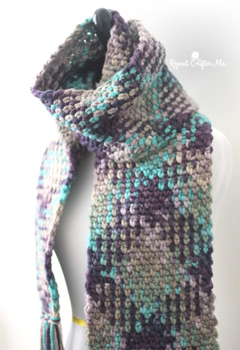 planned-color-pooling-crochet-scarf-free-pattern