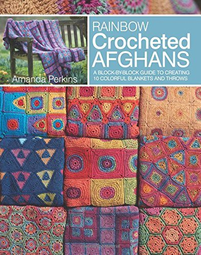 rainbow-crocheted-afghans