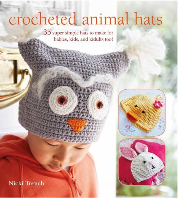 crochet-animal-hats