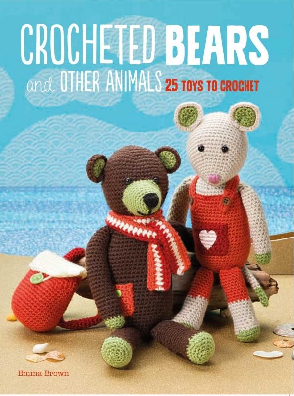 crochet-bears-book