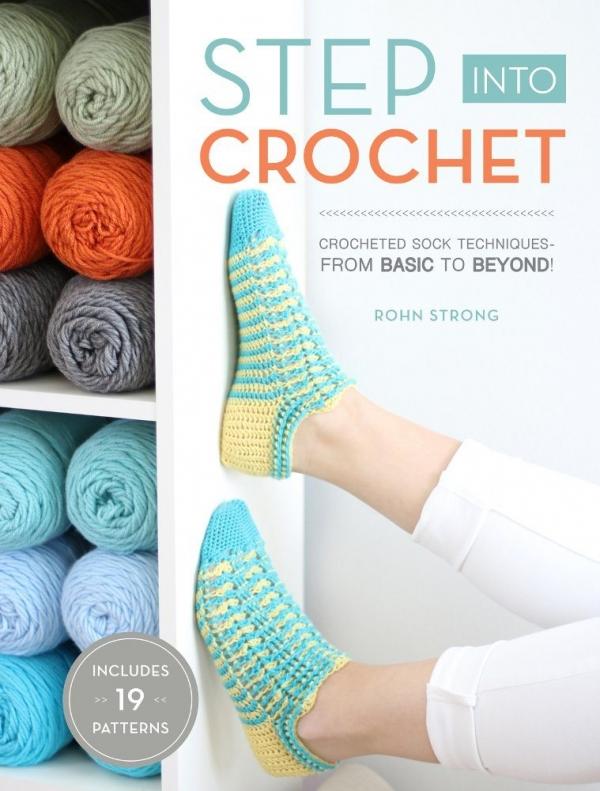 how-to-crochet-socks-book