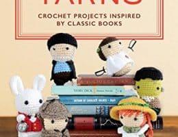 literary yarns crochet book
