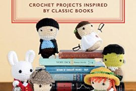 literary yarns crochet book