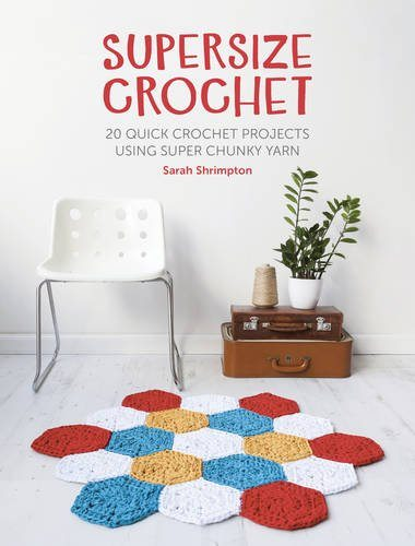 supersize crochet book