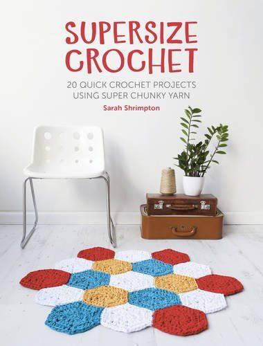supersize crochet book