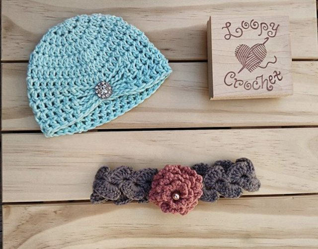 Crocheting Benefits : Interview with Cynthia Thomas of Loopy Crochet