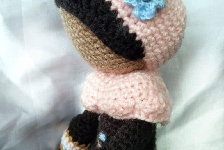Islamic Faceless Crochet Dolls By Umm Maryam Crochet Patterns How