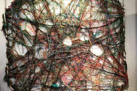 Yarnbombing Art to Promote Interconnectedness