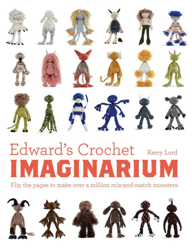 Edward's Crochet Imaginarium book