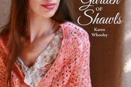 garden of shawls crochet book