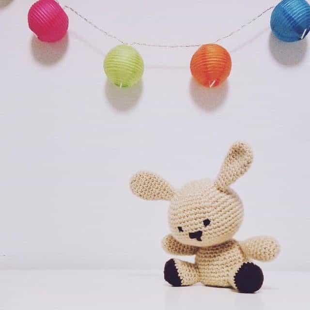 iradumi crochet amigurumi bunny