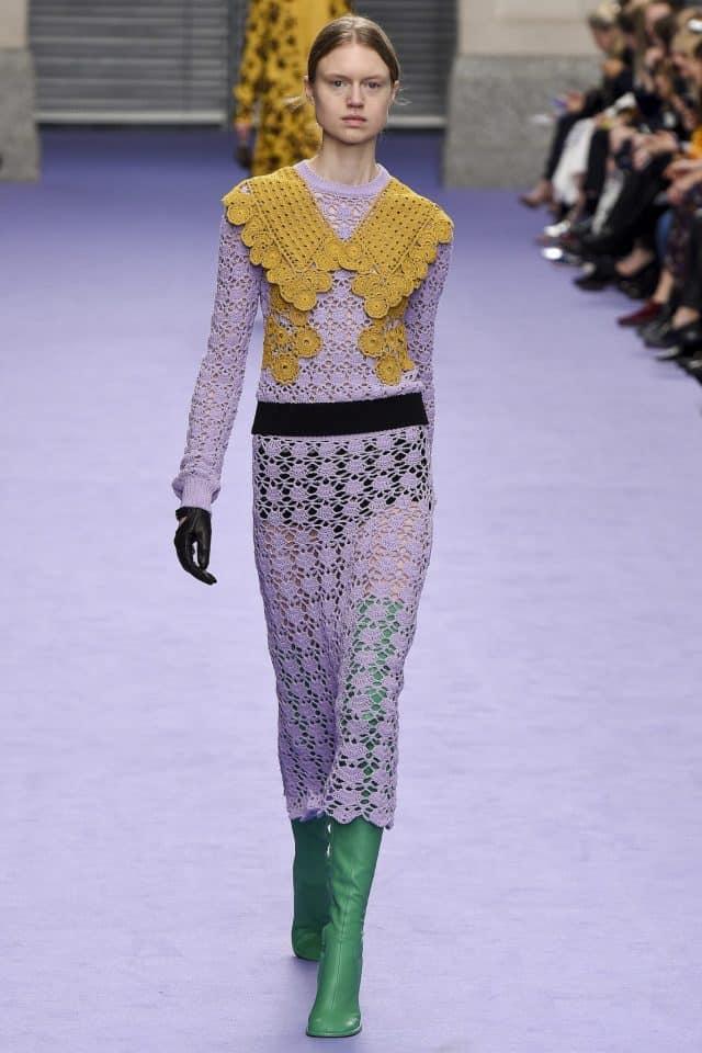 mulberry crochet dresses fall 2017