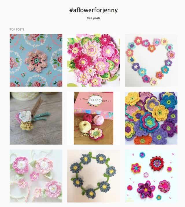 a flower for jenny crochet