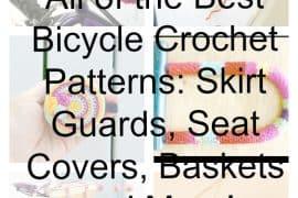 best bicycle crochet patterns