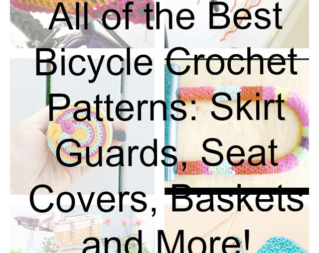best bicycle crochet patterns