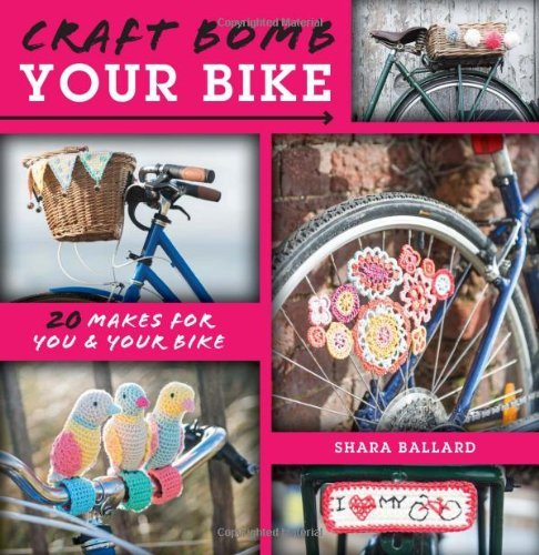 craft bomb your bike crochet patterns