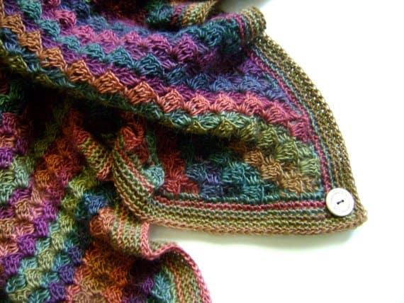 crochet blanket pattern by sheila