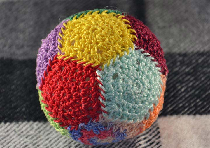 crochet stress ball free patterncrochet stress ball free pattern