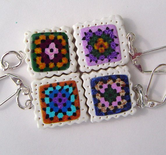 granny square stitch markers