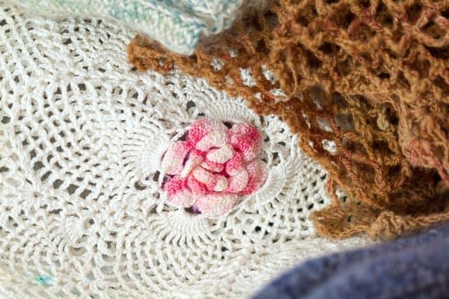 crochet heals andrea - wips