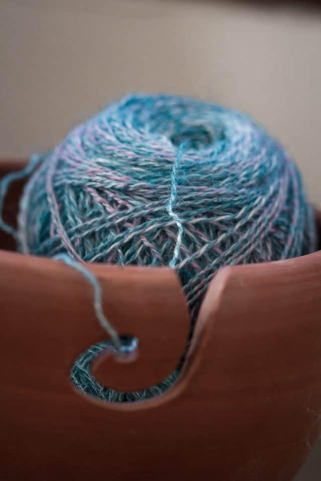 yarn spinning from andrea