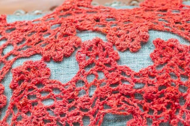 crochet heals andrea