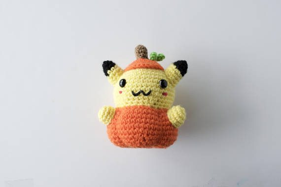 crochet pokemon by knot bad