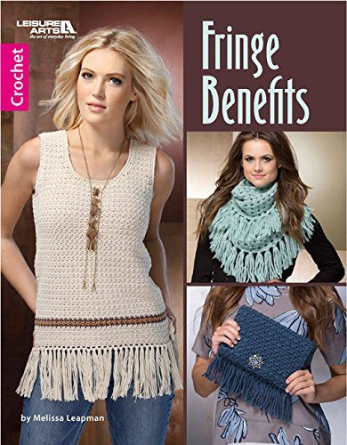 fringe benefits crochet book