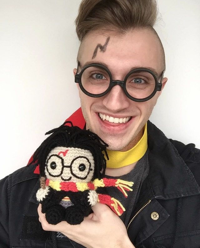 knot bad crochets harry potter