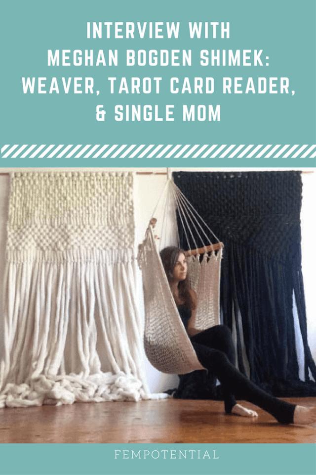weaving artist meghan shimek