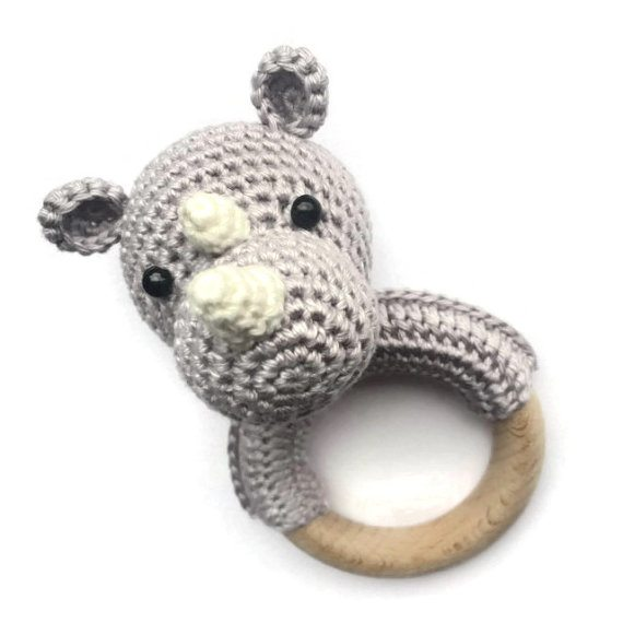 rhino rattle crochet pattern