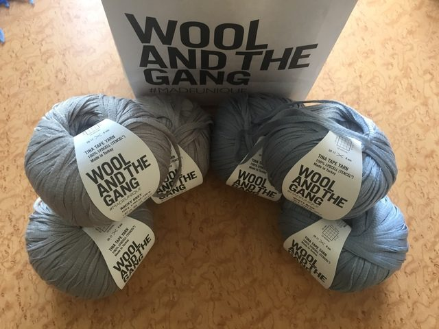tencel yarn from wool and the gang