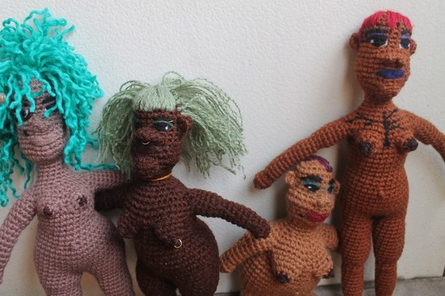 crochet dolls by acts of kindness