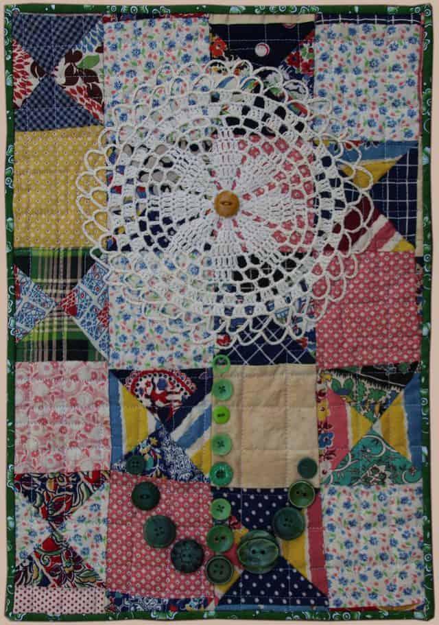 crochet art by suzann thompson
