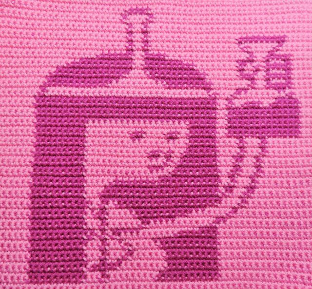princes bubblegum crochet blanket pattern