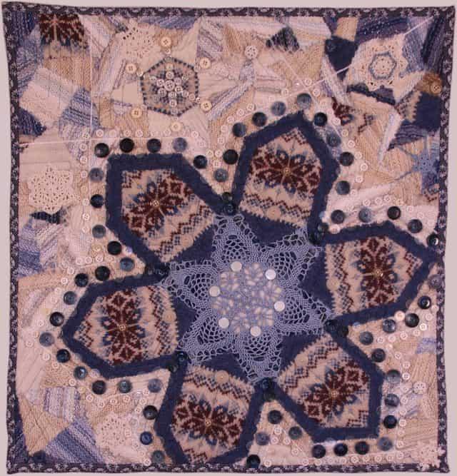 fiber art by suzann thompson