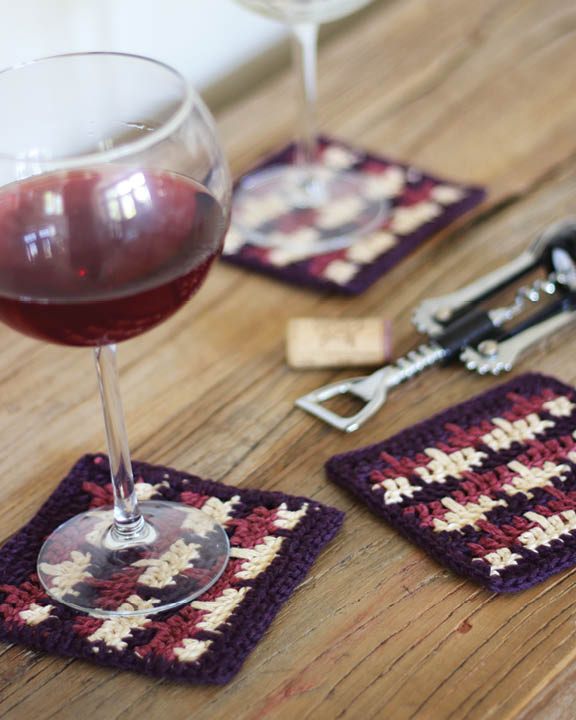luxe living coasters