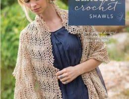 classic crochet shawls book