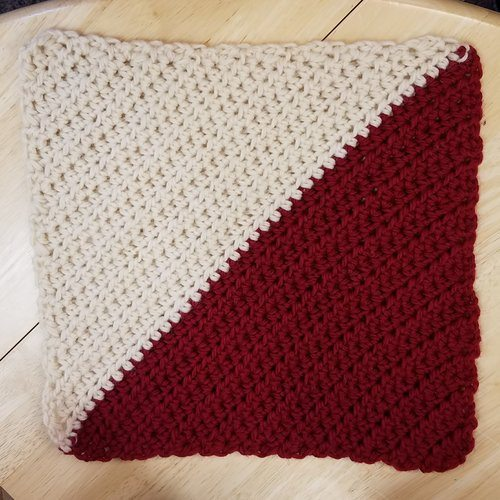 come together blanket square free crochet pattern