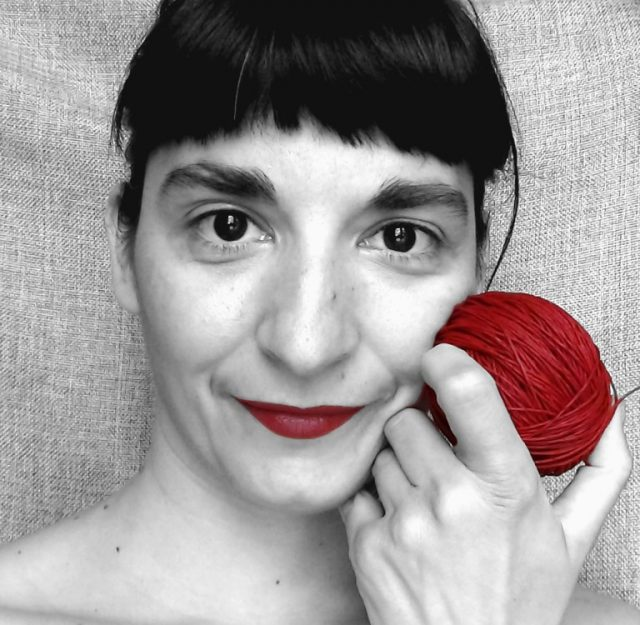 crochet artist penny chorafa