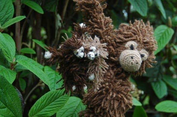 edwards menagerie orangutan crochet pattern