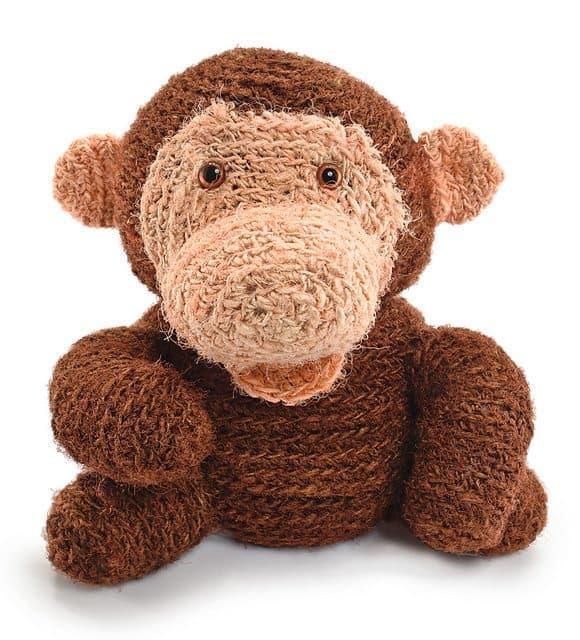 mango the orangutan crochet pattern