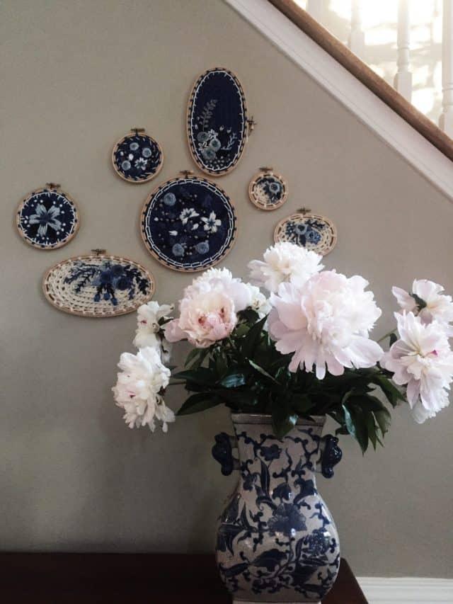 fiori ispirazione per uncinetto