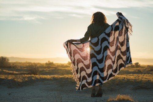 tapestry crochet blanket by alessandra hayden