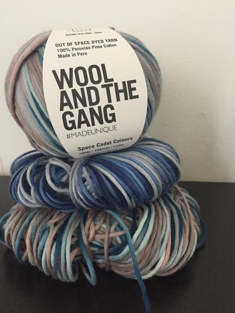 wool and the gang cotton yarn