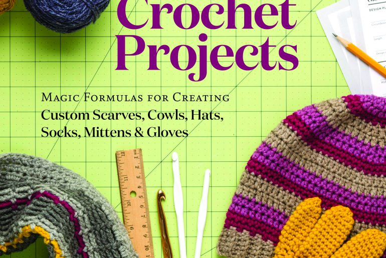 design your own crochet projects book review