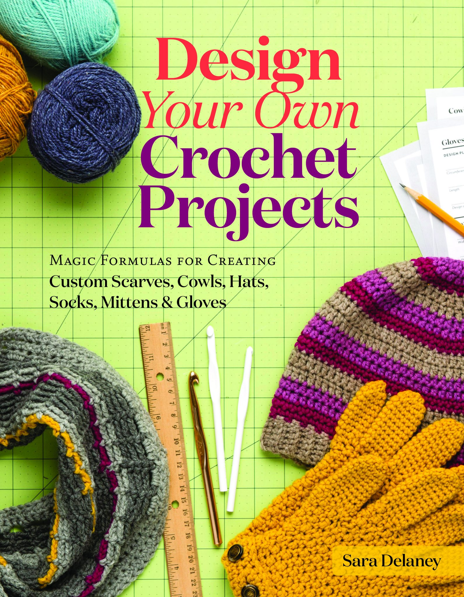 Book Cover Crochet Hook ~ Design your own crochet projects book review u crochet patterns