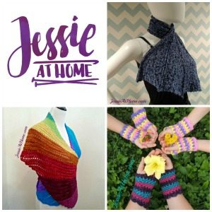 crochet designer jessie Rayot