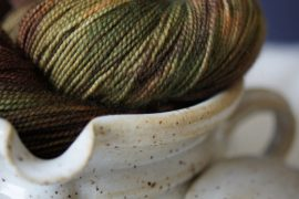 "SW Merino – Fingering – 440 yards -""Earthtones"""