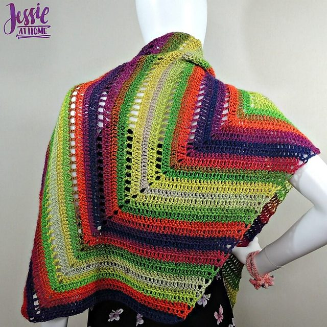 Crochet Shawls Roundup   Pattern Giveaway  U2013 Crochet Patterns  How To  Stitches  Guides And More